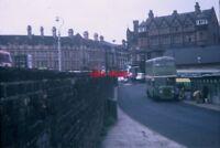 PHOTO  1968 A GUY ARAB V BUS IN WOLVERHAMPTON BUS STATION TAKEN IN AUGUST 1968 T