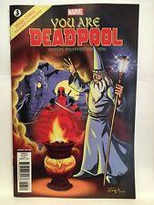 You Are Deadpool #3 RPG Variant NM- 1st Print Marvel Comics 2018