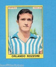 PANINI CALCIATORI 1966/67-Figurina - ROZZONI - SPAL -Recuperata