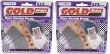 Brake Disc Pads Front For H/Davidson FLSTC 1450 Heritage Softail Classic 2002