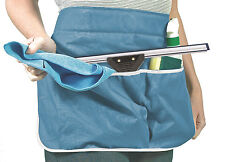 Window Cleaners Smart Belt, Double Pocket Pouch, Waterproof