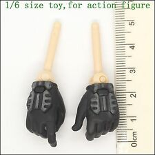 XB74-06 1/6 Scale HOT Female Glove Hands TOYS CG CY ZCWO TAKARA