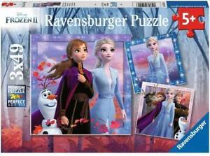 Ravensburger Disney Frozen 2 Puzzle 3x49pcs
