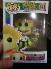 Funko Pop! Fraggle Rock: Wembley w/Cotterpin #521 New in Box!