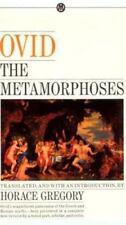 Metamorphoses by Ovid (1958, Paperback)