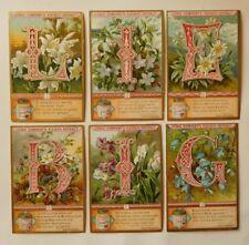 Liebig-Serie 354/526 Blumen-Poesie