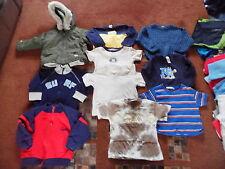 Boys Clothes Bundle 12-18 months Coat Jackets Tops
