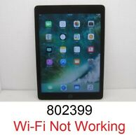 "Apple iPad Air 2 9.7"" Tablet 16GB Wi-Fi - Space Gray (NGL12LL/A)"
