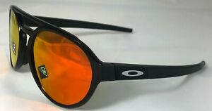 Oakley Forager - Polished Black with Prizm Ruby Lens - OO9421-13