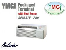 YMGI® 9000 BTU PTHP PACKAGED TERMINAL AIR CONDITIONER WITH HEAT PUMP 3KW HEATER