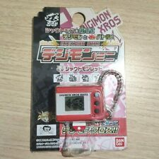 Digimon Mini Shoutmon Red Xros Cross Wars Japanese version Digivice BANDAI New