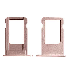 Sim Card Holder, Simkartenhalter, Ersatzteil für Apple iPhone 6S, rose, Bulk