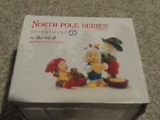 Dept 56 North Pole We Like Em All Brand New in Box Retired