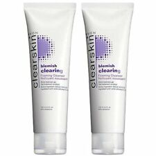 Avon Clear Skin Foaming Cleanser 100 ml (set of 2 of) free shipping world