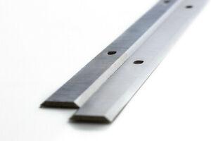 Triton TPT125 317 x 12.2 x 1.5mm HSS Double Edged Disposable Planer Blades
