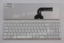 SLO Bosnian Slovenian Croatian Keyboard for Asus K52F K53E K72JK K73E UL50 white