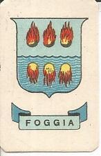FIGURINA RACCOLTA FASSI MENTAL FLORMENTA T-5 FOGGIA