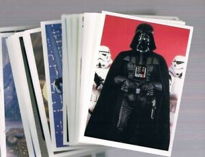 1980 Topps Star Wars Empire Strikes Back 5x7  Card Set