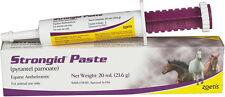 STRONGID PASTE Pyrantel Pamoate Horse Dewormer Single Dose 23.6gm Tube Equine