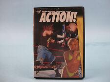 WWF Presents - ACTION -  2001 DVD