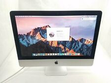 "Apple iMac 21.5"" late 2009 3.06GHz Core2Duo 4GB RAM 500GB HDD MacOS Sierra"