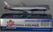 JC Wings LH4020 Boeing 777-309(ER) China Airlines B-18007 1:400 slight boxdamage