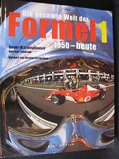 Karl Müller Book Formel 1 1950 - heute, Schlegelmilch / Lehbrink (Deutsch)
