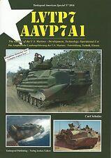 Tankograd 3016: LVTP7-AAVP7A1, The Amtrac of the U.S. Marines