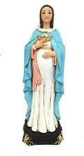 "8.5"" Nuestra Señora Virgen de la Dulce Espera Statue Image Virgin Senora Figure"