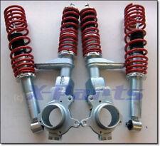 TA Technix Gewindefahrwerk VW Polo 86C 1.0-1.4 + G40 + 2 Rohr Gasdämpfer Neu