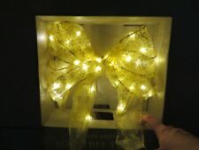 Christmas Luxury Light Up LED Xmas Tree Topper With 36 Ultra Bright Warm Lights
