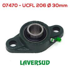 Supporto UCFL 206 con Cuscinetto Autoallineante Ø Diametro 30mm UCFL206