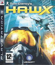 TOM CLANCY'S H.A.W.X. - HAWX for Playstation 3 PS3 with box & manual