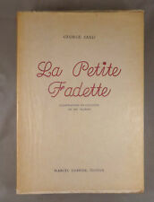 GEORGE SAND / LA PETITE FADETTE illus. JEN TRUBERT / 1945 GASNIER N°