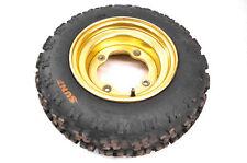 85 Honda ATC250R Front Wheel Rim & Tire 22X7-11