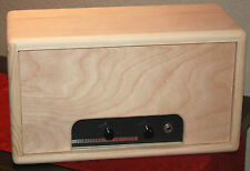 rawcabs Filmosound 385 Custom empty solid pine head cabinet for vintage tube amp