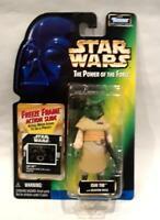 Hasbro Star Wars Power of the Force ISHI TIB w/ Freeze Frame Slide 1997