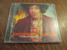 cd album the best of jimi hendrix experience hendrix