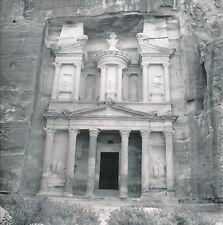 PÉTRA c. 1960 - Le Khazneh  Jordanie - Div 6146