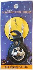 The Nightmare Before Christmas Jack Metal Key Ring (Jun Planning) New on Card
