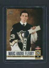 2003-04 Pacific /999 Rookie # 358 Marc-Andre Fleury