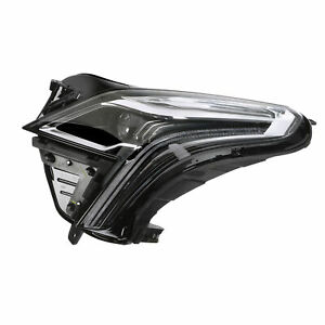 OEM NEW Front Driver Side Head Light Lamp Assembly 17-20 Cadillac XT5 84309959