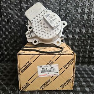 GENUINE TOYOTA PRIUS PLUGIN WATER PUMP OEM 161A0-29015 SPECIAL NEXT DAY DELIVERY