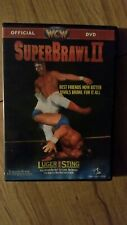 WCW SUPERBRAWL II 1992 DVD
