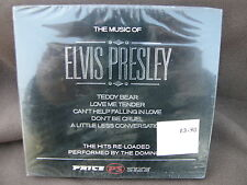 The Music Of ELVIS PRESLEY CD Nuovo