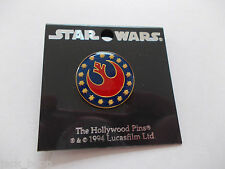 STAR WARS COLLECTORS PIN ON CARD
