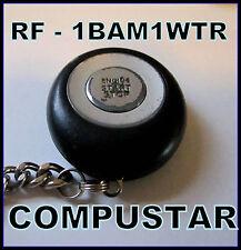 COMPUSTAR RF - 1BAM1WTR  KEYFOB TRANSMITTER KEYLESS ENTRY  STARTER VA5JR760AM433