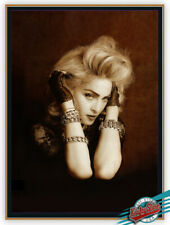 💋 Madonna - Queen of Pop - 1st.Edition Enhanced Giclee  by KOUFAY on Canvas A/P