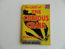 The Curious Chair by Richard Powell, Handi-Book #31, Mystery 1944