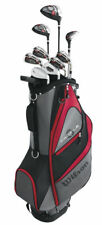 Wilson Profile XD Mens Complete Steel Golf Bag Set